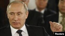 Рускиот премиер Владимир Путин.