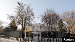 Посольство США в Анкаре