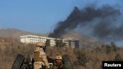 Sulmi në hotelin Intercontinental në Kabul