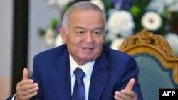 Өзбек президенти Ислам Каримов