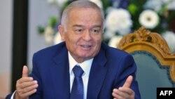 Ислам Каримов, 17-октябрь, 2013-жыл
