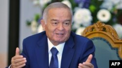 President Islam Karimov has ruled Uzbekistan for more than two decades.