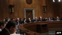 Заседание Комитета Сената Конгресса США по иностранным делам (архивное фото)