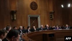 Обсуждение иранского вопроса в комитете Сената США по международным отношениям (14 апреля 2015 года)