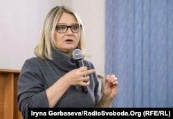 Елена Стяжкина