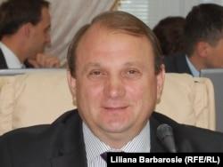 Vasile Bumacov, ministrul agriculturii