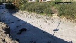Ողջի գետը աղտոտողը Զանգեզուրի պղնձամոլիբդենային կոմբինատն է. Շրջակա միջավայրի նախարար