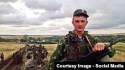Российский военный Станислав Тарасов. Фото из социальных сетей.