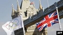 Лондон Олимпиада оюндарына даярдык көрүп жатат.