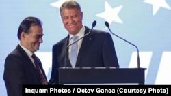Klaus Iohannis este candidatul PNL la Palatul Cotroceni