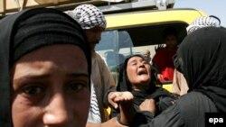 نواح على الضحايا في العراق