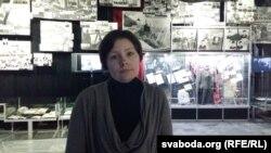 Вольга Іванова, дацэнт кафэдры крыніцазнаўства гістарычнага факультэту БДУ