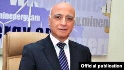 Заместитель министра энергетики и природных ресурсов Иосиф Исаян (архив)