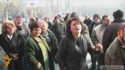 Փողոցային առեւտրով զբաղվողները գործազուրկ են