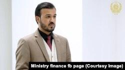 شمروز خان مسجدی، سخنگوی وزارت مالیه افغانستان