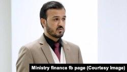 شمروز خان مسجدی سخنگوی وزارت مالیه افغانستان