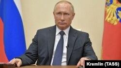 Владимир Путин, раиси ҷумҳурии Русия