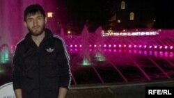 Рашид Евлоев в Стамбуле