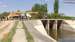 Новая власть повернет крымские реки вспять