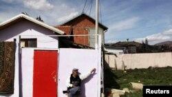 Foto nga arkivi / Mitrovica veriore