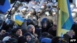 Киев, Майдан. 3-декабрь, 2013-жыл