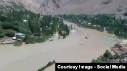 Vërshimet në Gorno-Badakhshan