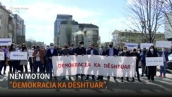 """Protestë kundër """"manipulimeve në zgjedhje"""""""