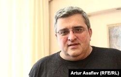 Грузинский политолог Гела Васадзе