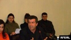 Azərbaycan Miqrasiya İctimai Birliyinin rəhbəri Əlövsət Əliyev
