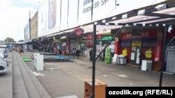 "Uzbekistan- ""Malika"" shopping center"