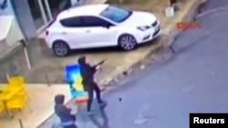 Napad na policijsku stanicu u Istanbulu