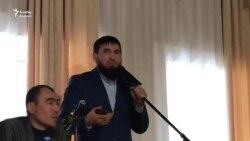 Фәнзил Әхмәтшин Куштауны яклап чыгыш ясады