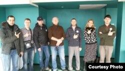 """Елена Блинова – участница """"прогулок свободных людей"""""""