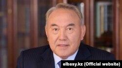 Поранешниот претседател на Казахстан, Нурсултан Назарбаев