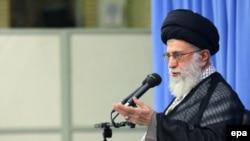 د ایران ستر مذهبي مشر ایت الله علي خامنهيي