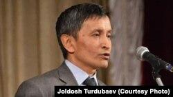 Жолдош Турдубаев.