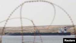 """Греческий танкер """"Экватор"""". Иллюстративное фото."""
