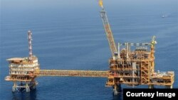 Iran's South Pars,oil and gas fields. FILE PHOTO