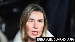 Шефицата за надворешна и безбедносна политика на ЕУ, Федерика Могерини