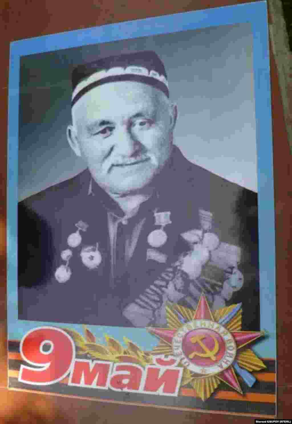 Абдурашид Парпиев портрети.