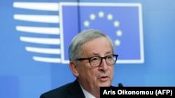 Predsjednik Evropske komisije Jean-Claude Juncker