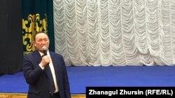 Оразғали Дарбаев. Ақтөбе, 26 қаңтар 2020 жыл.