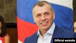 Крымский «спикер» Владимир Константинов