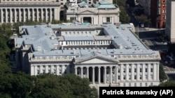 Міністэрства фінансаў ЗША, Вашынгтон