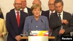 "Ангела Меркел вети нова влада за ""силна Европа"""
