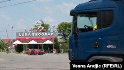 Luka Beograd, jedna od spornih privatizacija