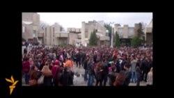 Студентски марш против екстерното тестирање