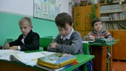 Russian School Takes In Orphans To Stay Open