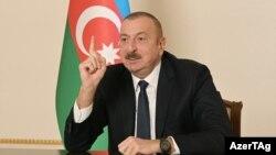 İlham Əliyev, 25 noyabr 2020