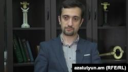 «Իրազեկ քաղաքացիների միավորում» կազմակերպության ներկայացուցիչ Դանիել Իոաննիսյան